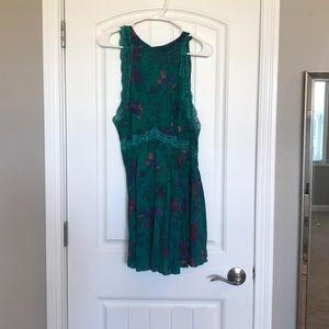 Free People High Neck Dress